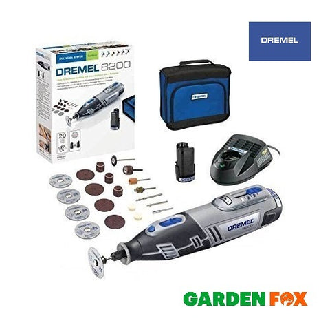 new Dremel 8200-20 10.8v Multi RotaryTool Kit F0138200JK 8710364072125