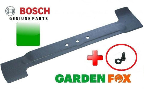 new Original BOSCH Rotak 34 Mower BLADE F016800271 3165140399050