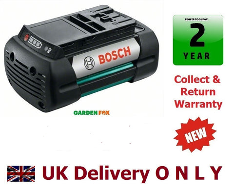 New £149.97 Bosch AKE30 Chainsaw 4.0ah 36V Li-ION BATTERY F016800346 3165140742085