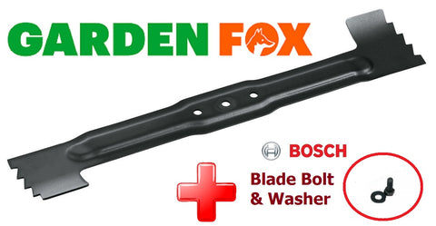new £27.97 Genuine BOSCH ROTAK 40 Mower BLADE F016800367 3165140769570 '