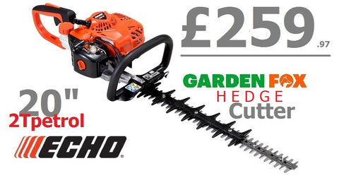 "new ****CLICK & COLLECT**** Echo HC2020 20"" Petrol Hedgecutter - 5-Year Warranty - ECHOHC2020"