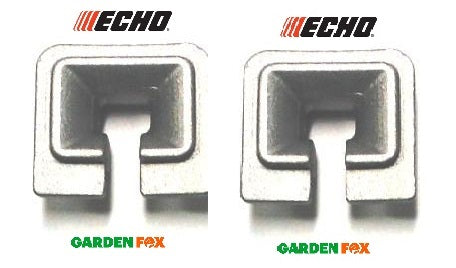 Genuine 2 x New Echo 20mm Square Push In Strimmer Head Eyelett P022000710 (128)