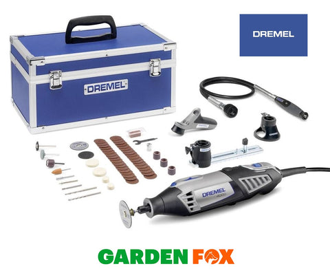 new DREMEL 4000 Multi Tool Kit 4000-4/55 F0134000UB 8710364080694