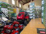 Toro ****CLICK & COLLECT ONLY**** new Toro Hover PRO 550 Petrol Hover Lawn Mower 02604 Honda Engine