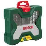 New £19.97 Bosch 33 BIT Masonry Metal Wood Drills 2607019325 3165140379489