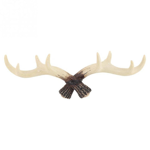 Creative Resin Antlers Wall Hook