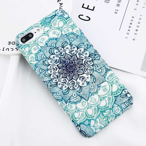 Luminous Flower Case For iPhone