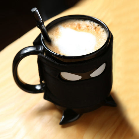 Image of Ninja Coffee Mug