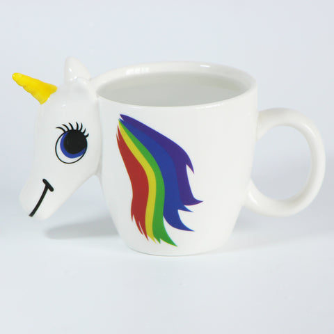 Unicorn Changing Mug