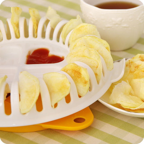 DIY Low Fat Chips Maker