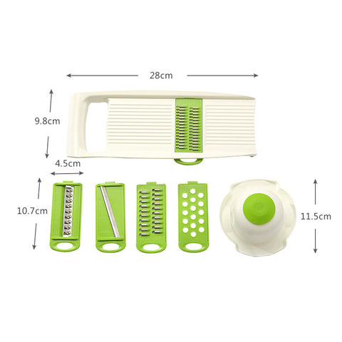 5 in 1 Vegetable Slicer