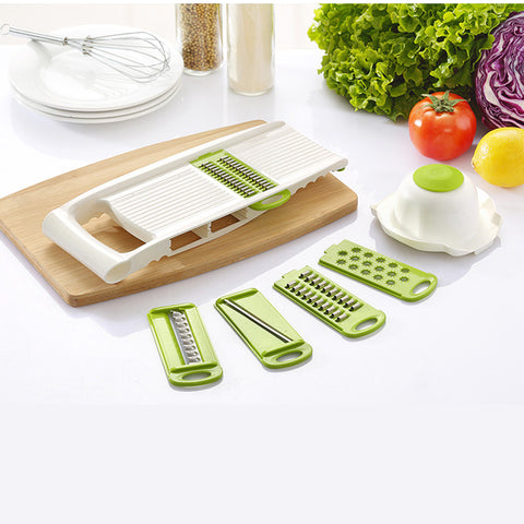 Image of 5 in 1 Vegetable Slicer