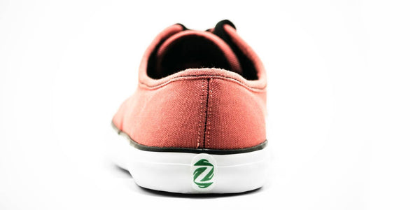 Z Shoes Organic. Sustainable shoes. Organic Shoes. Coral. Womens.