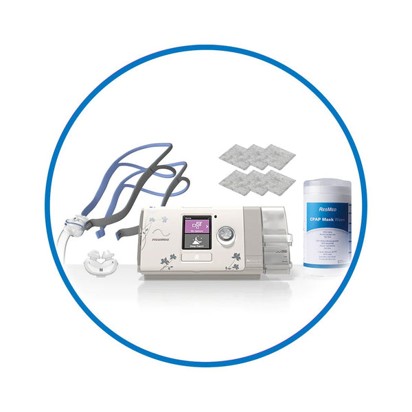 ResMed Therapy Plans – AirSense 10 AutoSet Elite Basic Plan