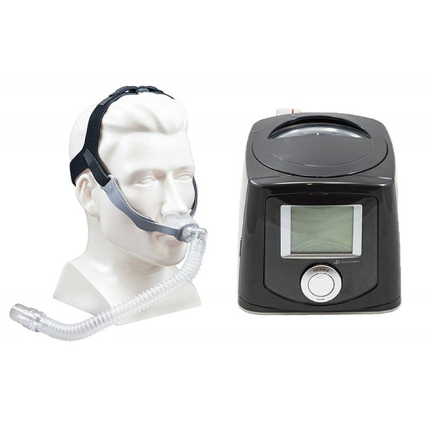 CPAP Fisher & Paykel Icon + Auto Package Includes Mask and More