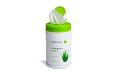 Purdoux CPAP Mask Wipes Canister - Aloe Vera (Unscented)