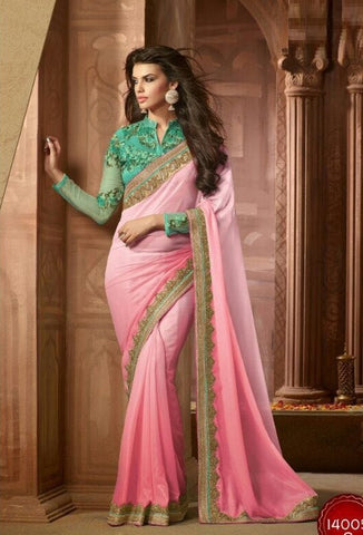 Star Embroidered sarees
