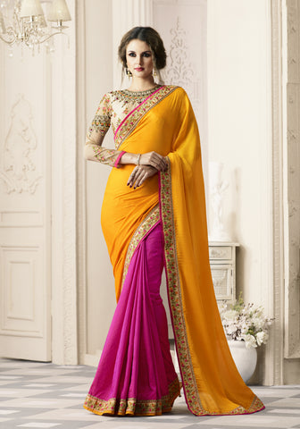 Lavish Embroidered Sarees