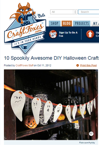 Spookily Awesome DIY Halloween Crafts