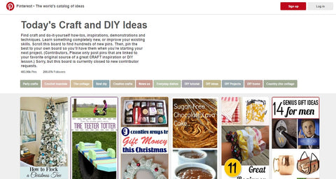 Today's Craft and DIY Ideas