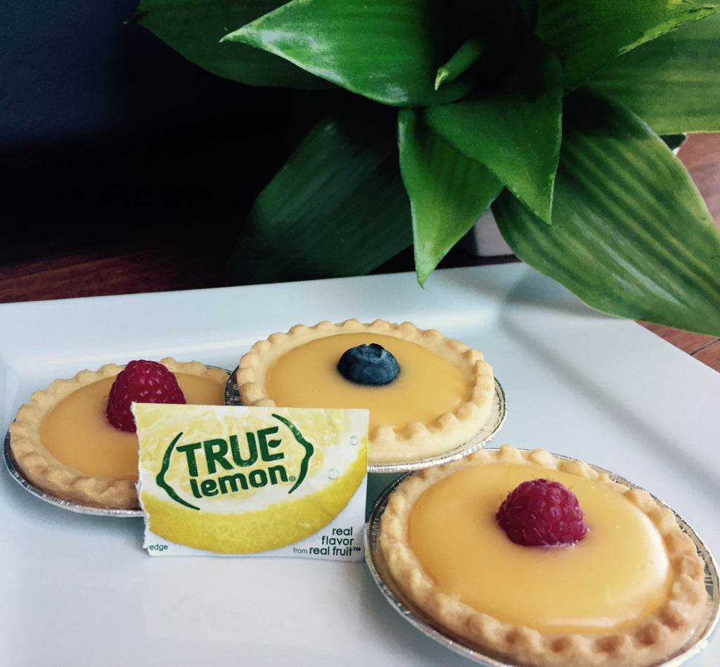 True Lemon Tarts.