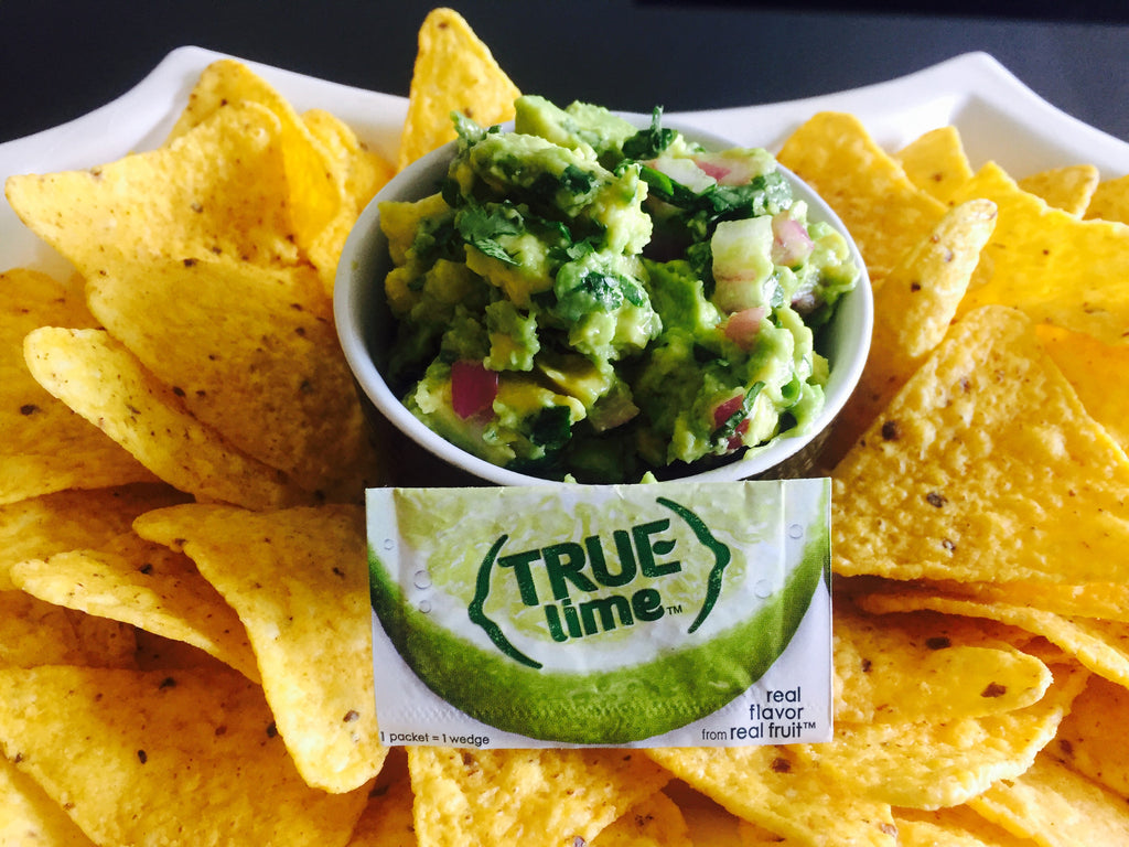 True Lime Guacamole.