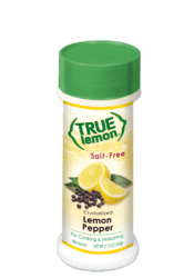 5. True Lemon Pepper