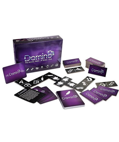 Domin8 - Fantasy Board Game