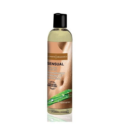 Sensual Cocoa Bean & Goji Berry Massage Oil  (120ml)