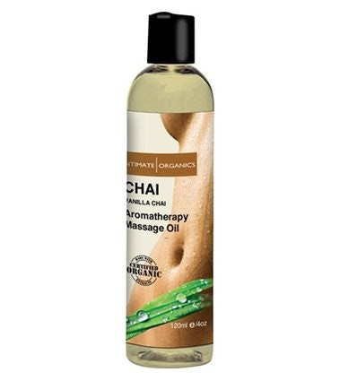 Chai Vanilla Massage Oil (120 ml)