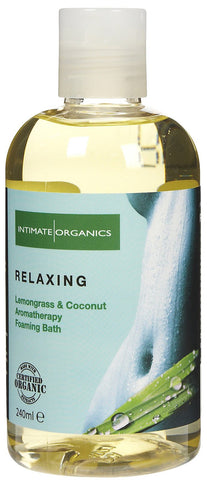 Relaxing Aromatherapy Foaming Bath  (240ml)