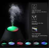 Volcano Style USB Ultrasonic Led Light Essential Oil Aroma Diffuser