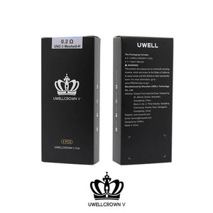 Uwell Crown 5 (V) - Replacement Coils