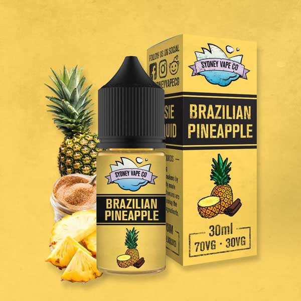 Sydney Vape Co - Brazilian Pineapple