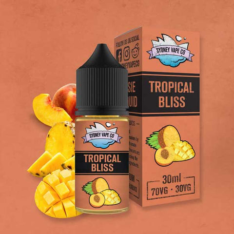 Sydney Vape Co - Tropical Bliss