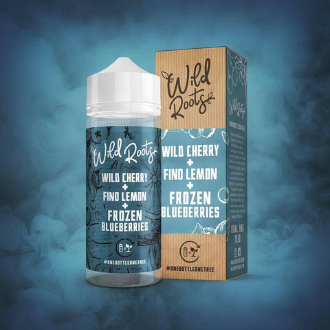 Wild Roots - Wild Cherry/Fino Lemon/Frozen Blueberries