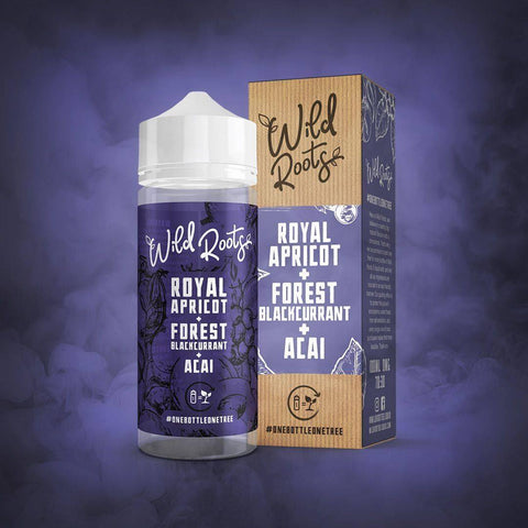 Wild Roots - Royal Apricot/Forest Blackcurrant/Acai