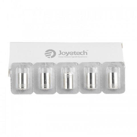 Joyetech 0.6ohm BF replacement coil heads (suit Ego AIO/Cubis/eGrip) - Vape Gold Coast