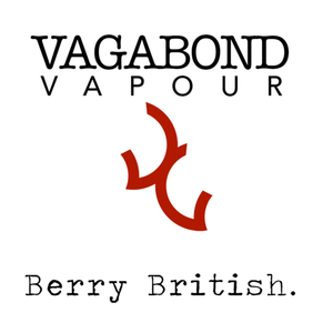 Vagabond Vapour - Berry British (Berries) - Vape Gold Coast
