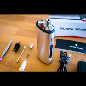 Kingtons - Black Widow Dry Herb Vaporizer
