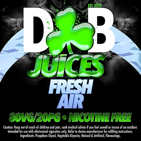 D&B Juice - Fresh Air