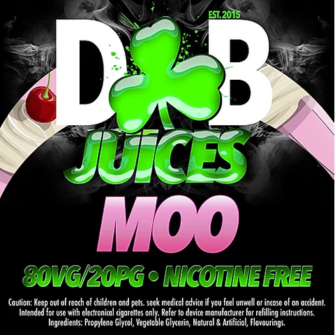 D&B Juice - MOO