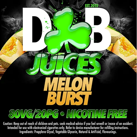 D&B Juice - Melon Burst