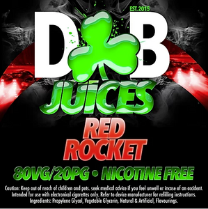 D&B Juice - Red Rocket
