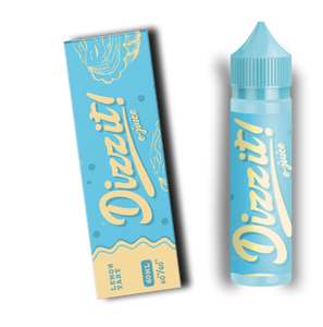Dizzit - Lemon Tart - By Nasty Juice