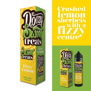 Doozy Sweet Treats - Fizzy Lemon