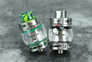 Freemax Fireluke Mesh 3 Subtank Green resin black resin