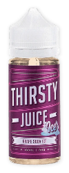 Thirsty Juice - Grape Soda ICE - Eliquid