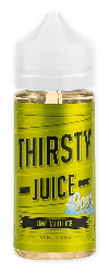 Thirsty Juice - Lime Tahiti ICE- Eliquid