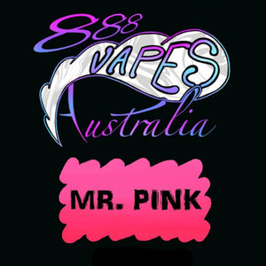 888Vapes - Mr. Pink - Vape Gold Coast